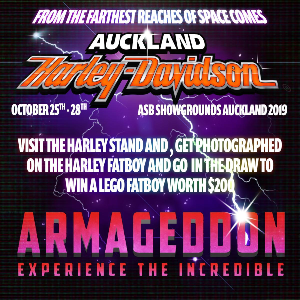 Armageddon-lego